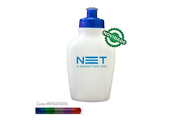 Cantil Personalizavel Metalizado 500ml - Plástico