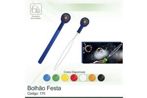 Bolhão para Festas Personalizável - B-170