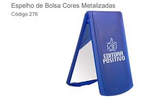 Espelho de Bolsa Personalizável - E-276
