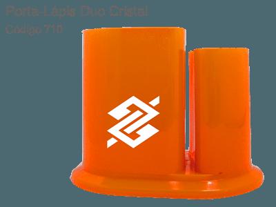 Porta Lápis Duo Personalizável - PL-701