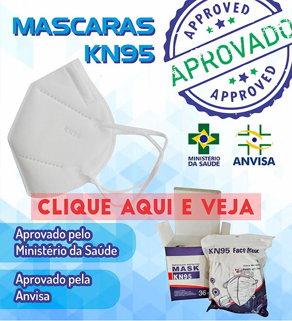 Máscara KN95
